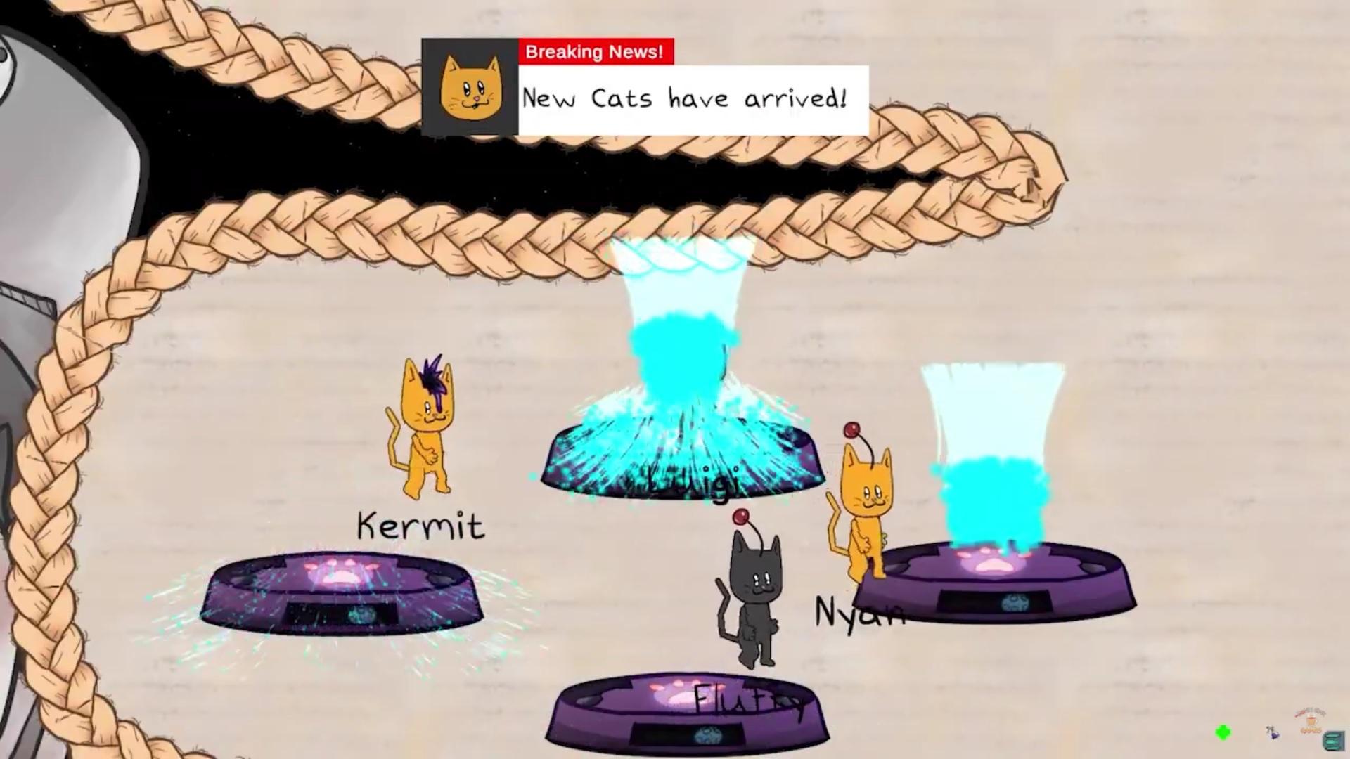 Cat Colony Crisis на Андроид