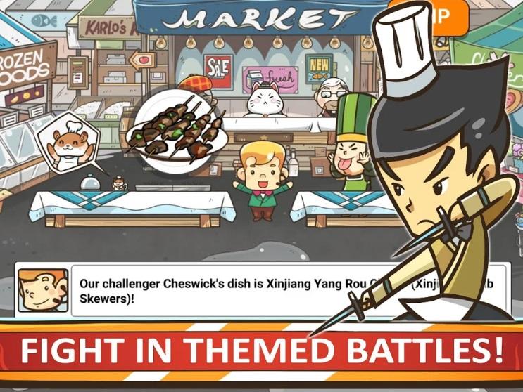 Chef Wars на ПК