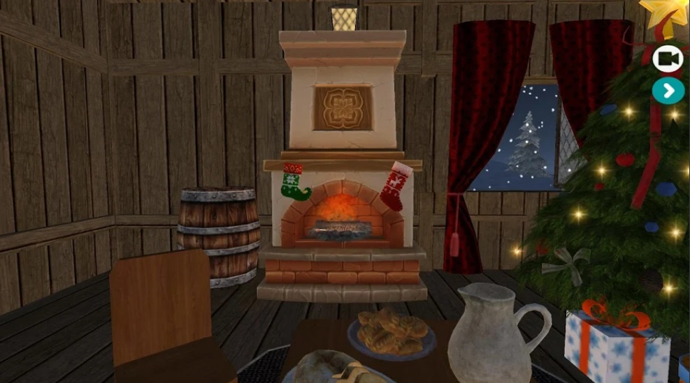 Interactive Christmas 3D HD Live Wallpaper на ПК