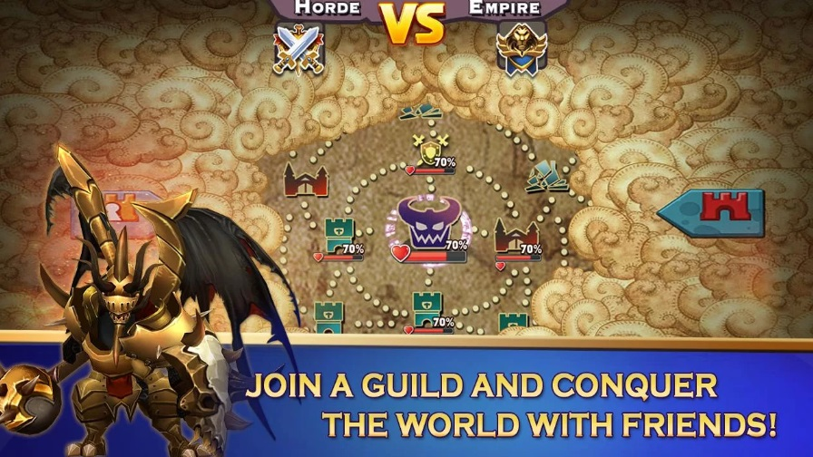 Clash of Lords 2 на ПК