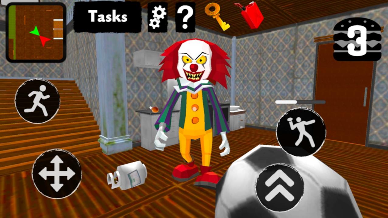 Clown Neighbor Escape на Андроид