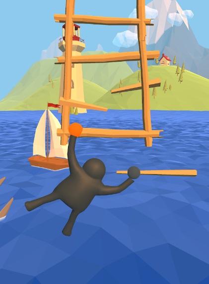 Clumsy Climber на Андроид