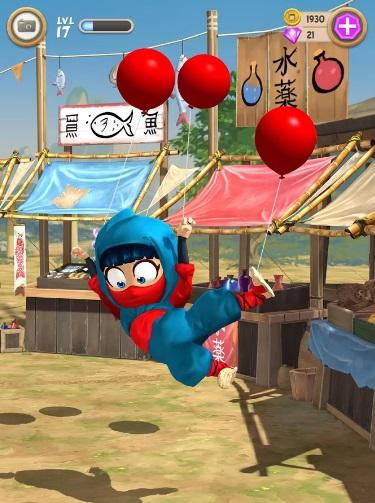 Clumsy Ninja на ПК