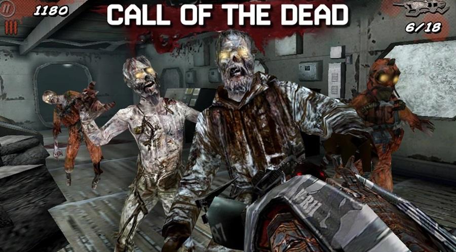 Call of Duty: Black Ops Zombies на Андроид