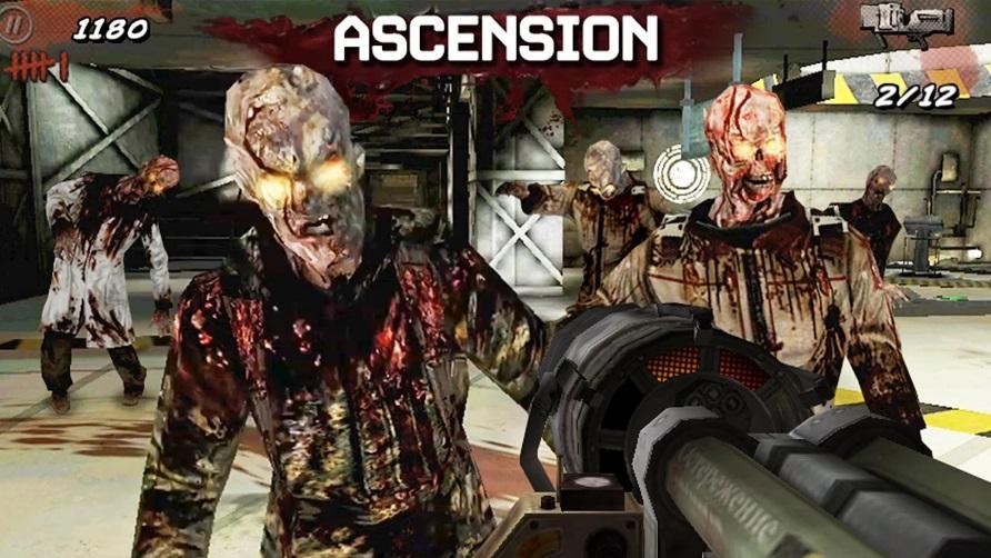 Call of Duty: Black Ops Zombies на ПК