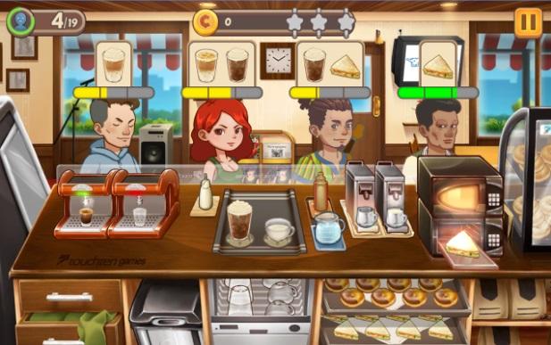 Dessert Chain: Coffee & Sweet на Андроид