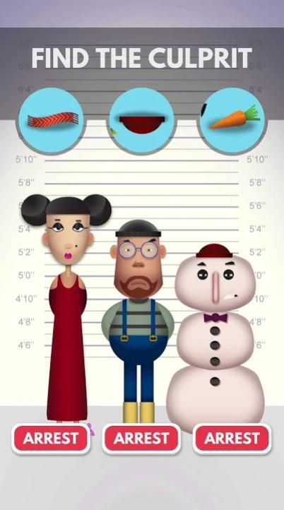 Cold Cases: Investigation на Андроид