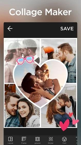 Collage Maker на Андроид