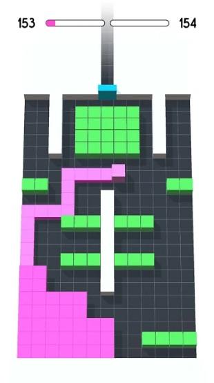 Color Fill 3D на Андроид