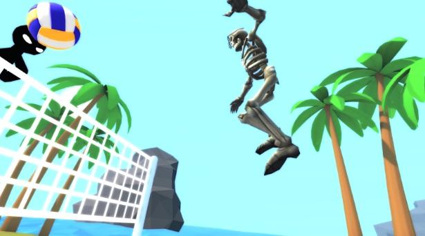 Crazy Volleyball 3D на ПК