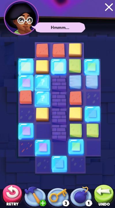 Cube Crush на Андроид