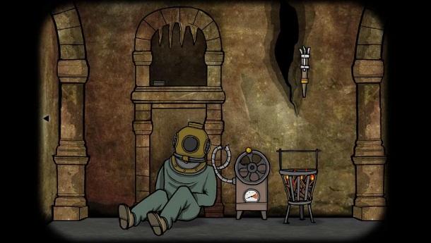 Cube Escape: The Cave на ПК
