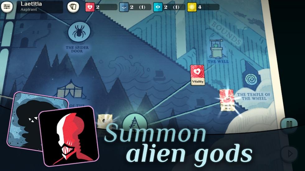 Cultist Simulator на Андроид