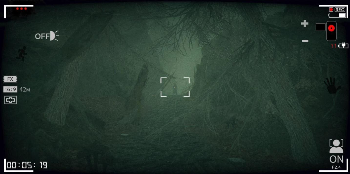Dark Forest на Андроид