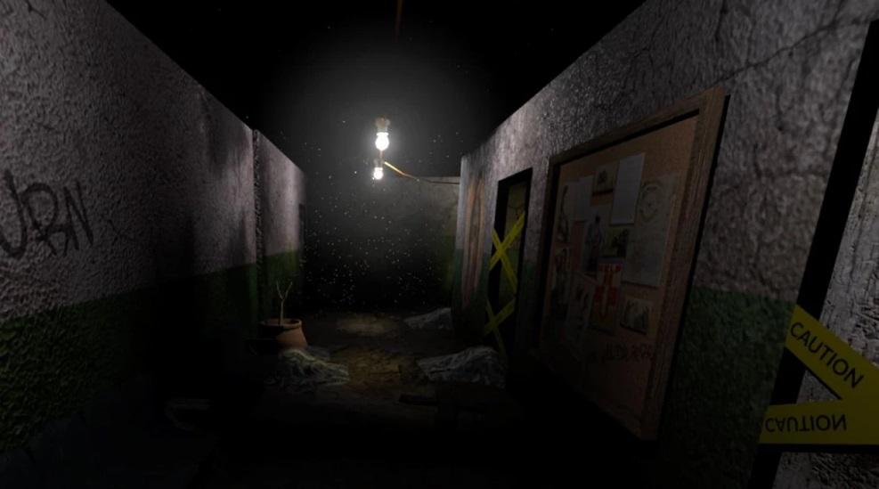 Dark Walls VR на Андроид