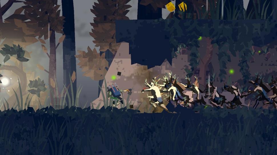 Dead Rain 2: Tree Virus на Андроид