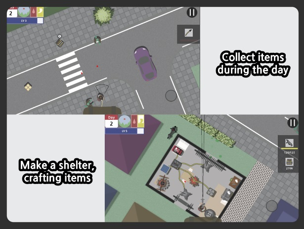 Dead Town - Zombie survival на Андроид