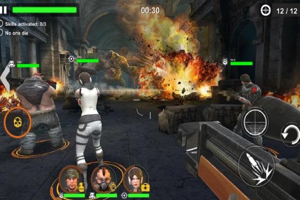Dead Warfare: Zombie на Андроид