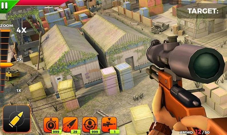 Dead Zombies - Evil Hunter на Андроид