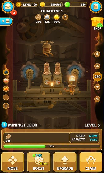 Deep Town: Mining Factory на Андроид