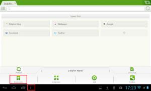 Как удалять закладки на планшете в различных браузерах