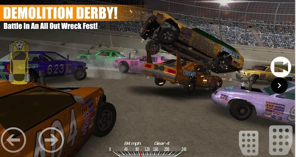 Demolition Derby 2 на ПК
