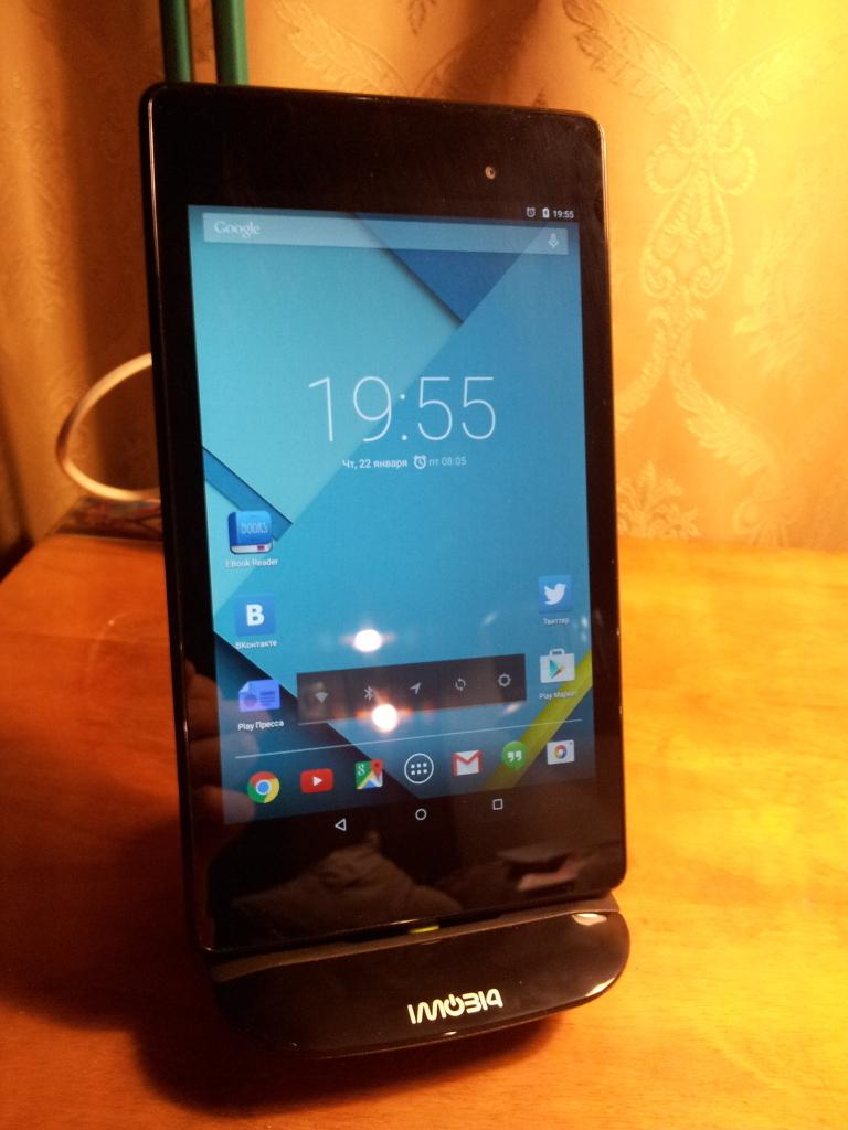 Кредл-зарядка I4UC-AS01 для Android-девайсов