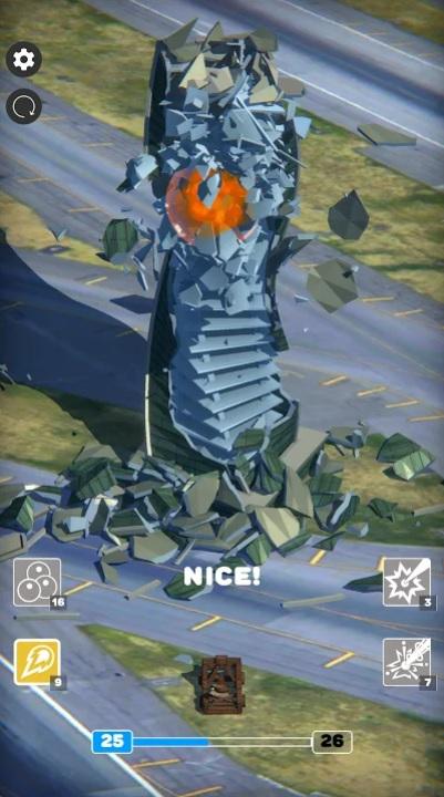 Destroyer! на Андроид