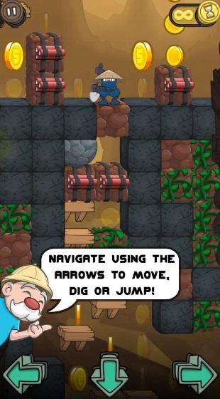 Dig a Way - Treasure Mine Dash на ПК