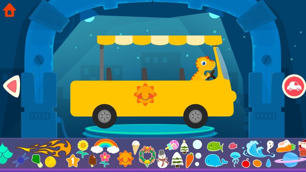 Dinosaur Bus на ПК