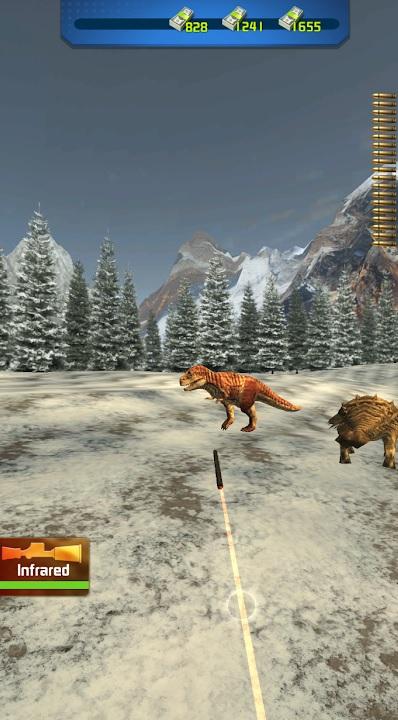 Dinosaur Land на Андроид