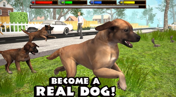 Ultimate Dog Simulator на Андроид