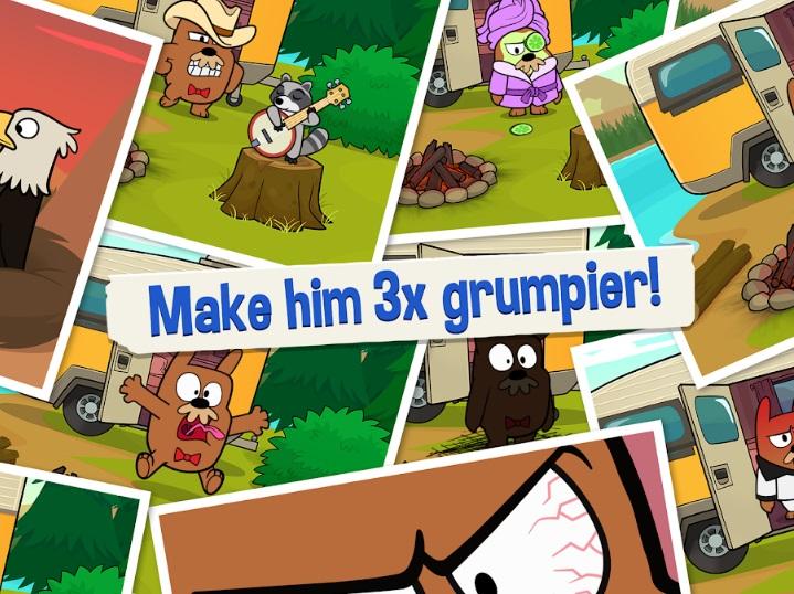 Do Not Disturb 3 - Grumpy Marmot Pranks! на ПК