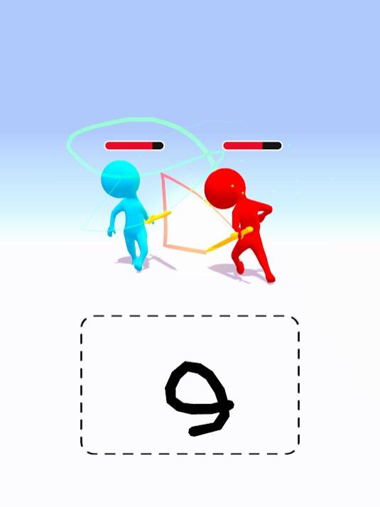 Draw Duel на Андроид