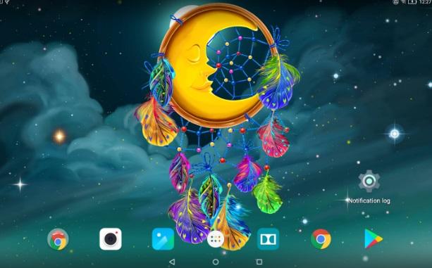 Ловец Снов - Живые Обои на Андроид