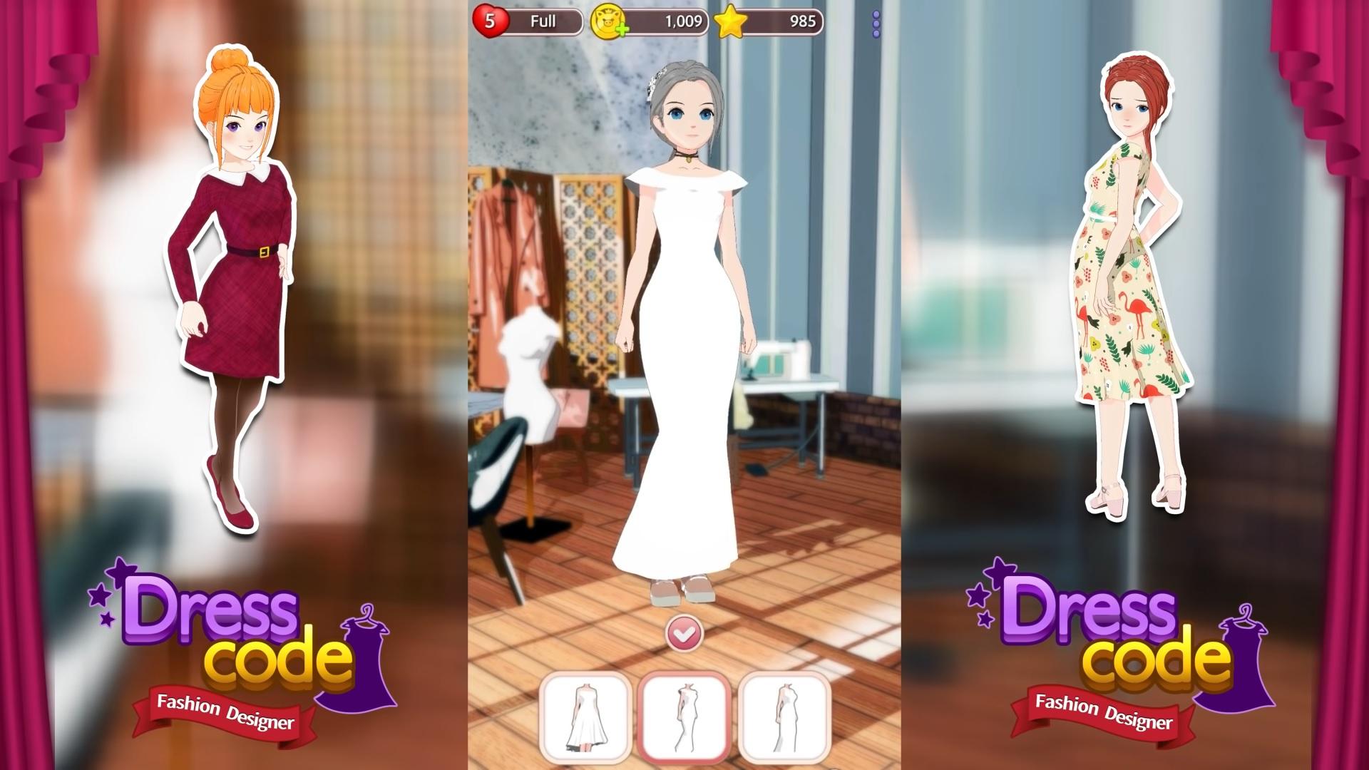 Dresscode - Fashion Designer на Андроид