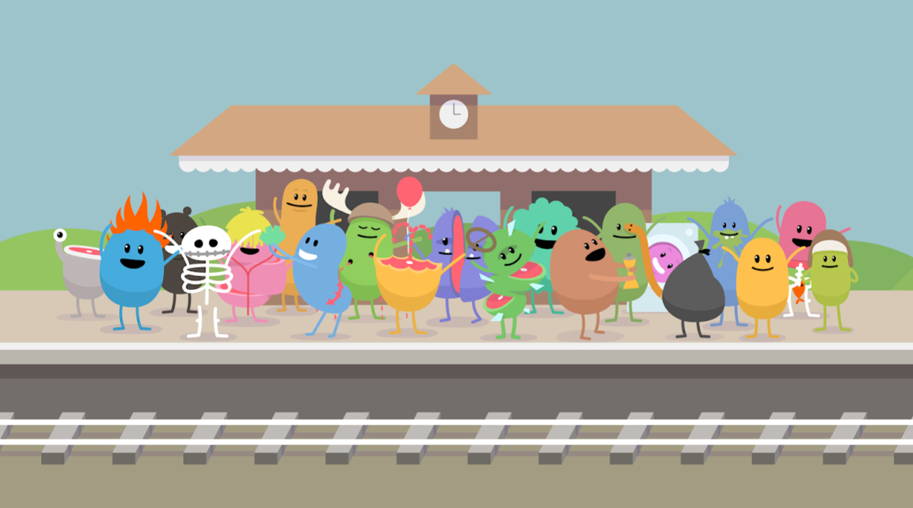 Dumb Ways to Die Original на Андроид