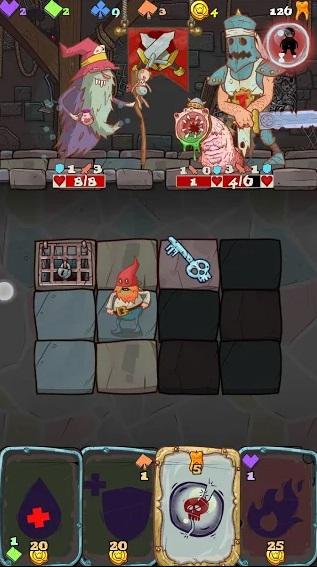 Dungeon Faster на Андроид