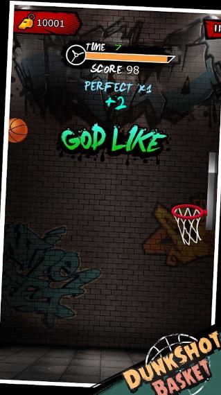 Dunk Shot Basket на ПК