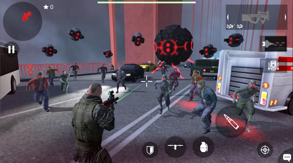 Earth Protect Squad на Андроид