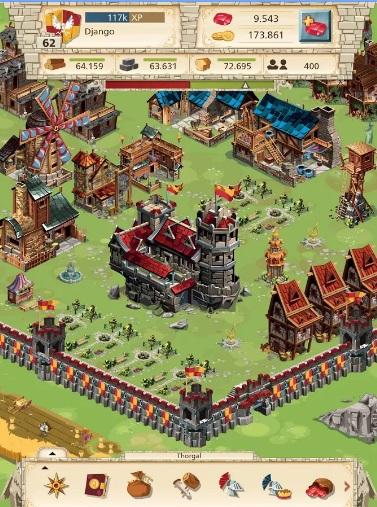 Empire: Four Kingdoms на Андроид