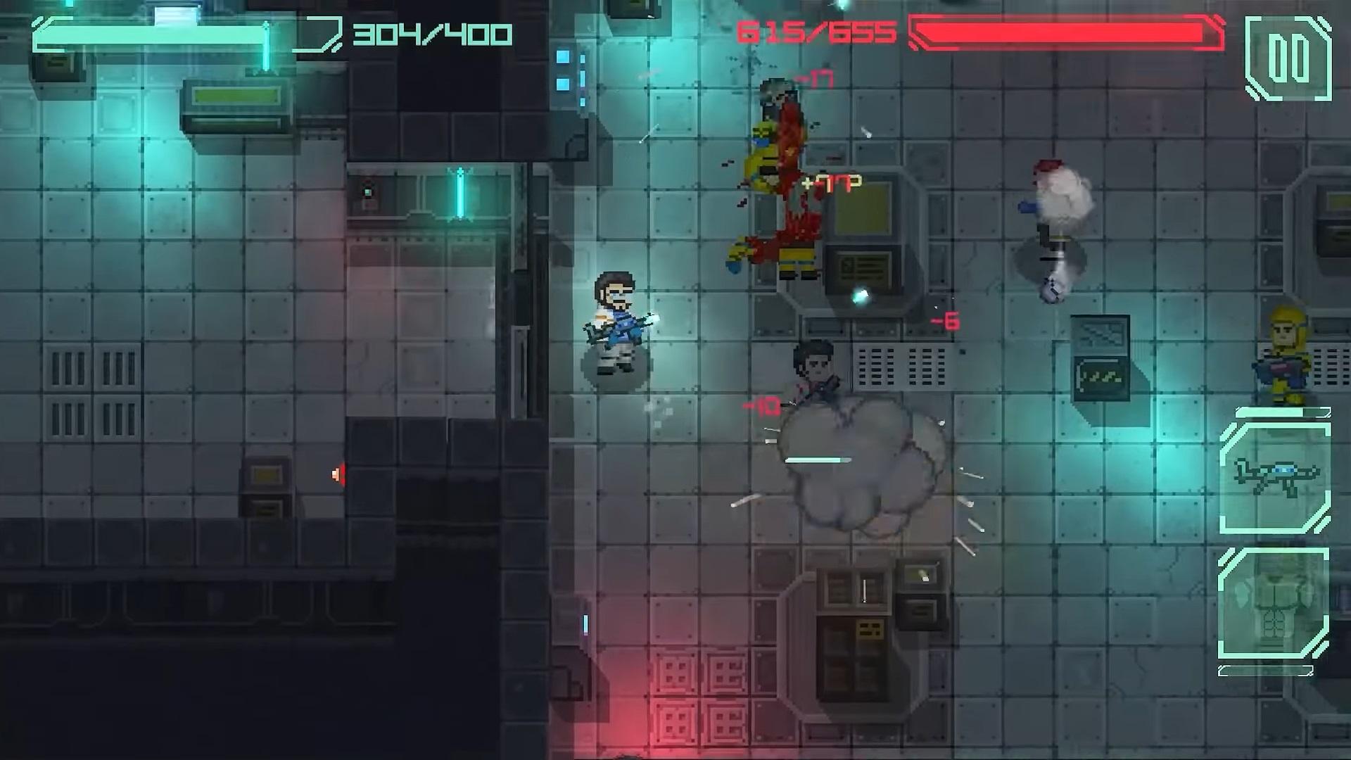Endurance - Space Action на Андроид