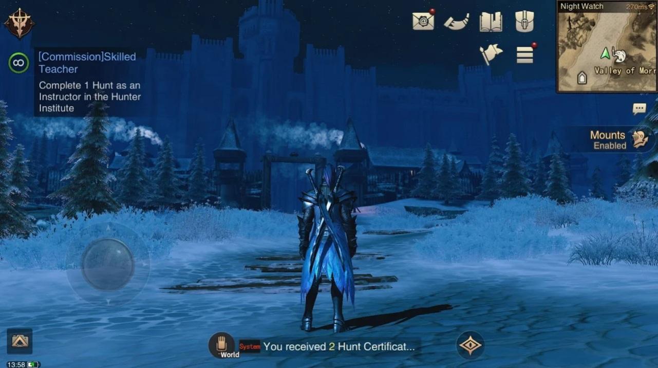 Errant: Hunter's Soul на Андроид
