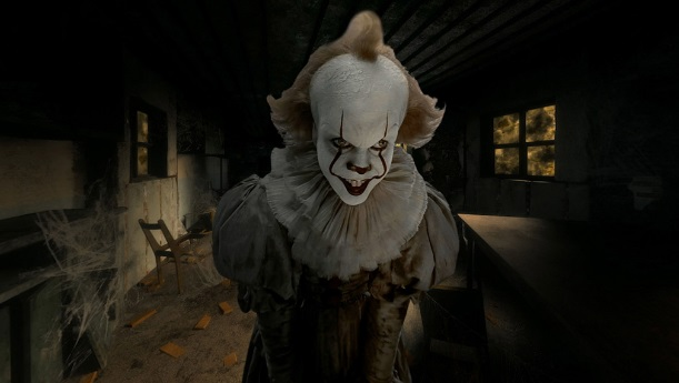 IT: Escape from Pennywise VR на Андроид