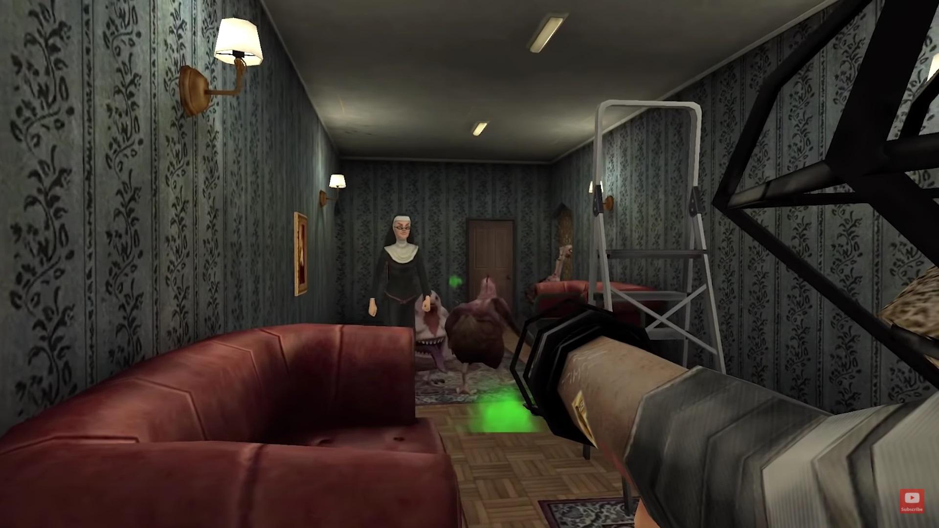 Evil Nun 2: Origins на Андроид
