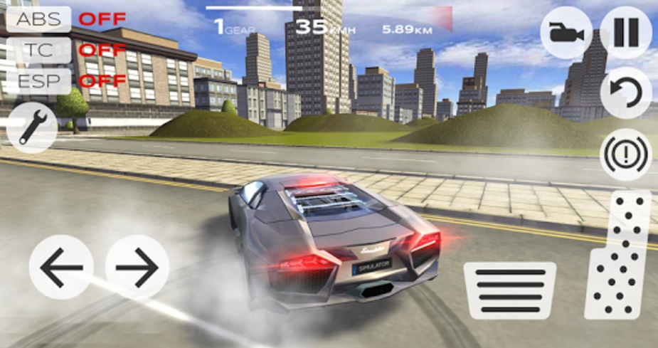 Extreme Car Driving Simulator на ПК