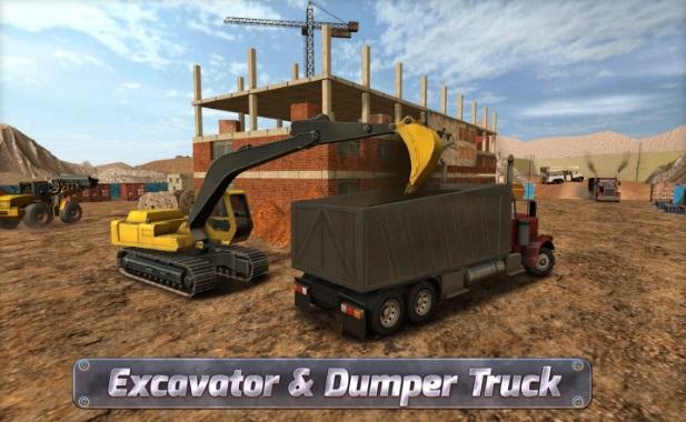 Extreme Trucks Simulator на Андроид
