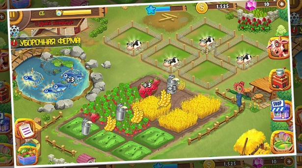 Farm Frenzy PRO на Андроид