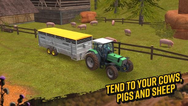 Farming Simulator 18 на ПК