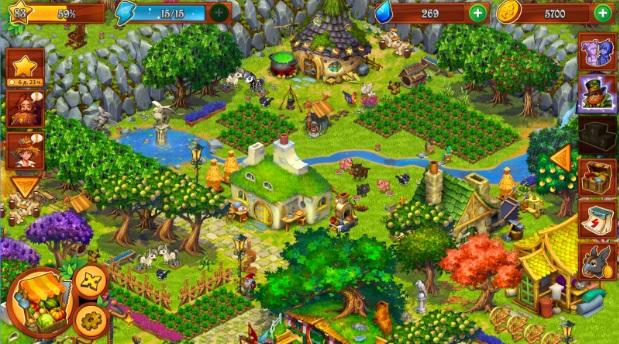 Долина Ферм на Андроид